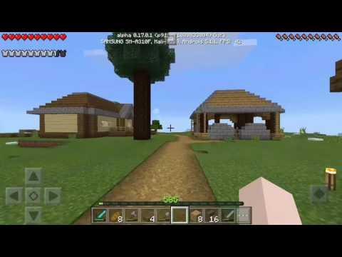 Ayo Main Survival Ep.7 - Bikin Menara!! - Minecraft PE (Pocket Edition) Indonesia