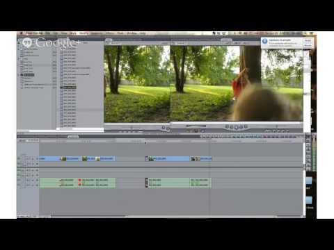 Watch Destin Edit a Smarter Every Day Live (Part 2)