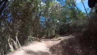 Memorial Park, Houston, Mountain biking
