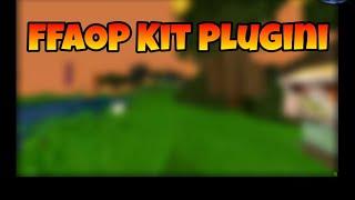 Minecraft PE PocketMine FFAOP Kit Plugin Tanıtımları