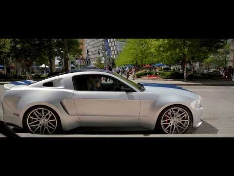 Need For Speed - Mustang Revving Scene