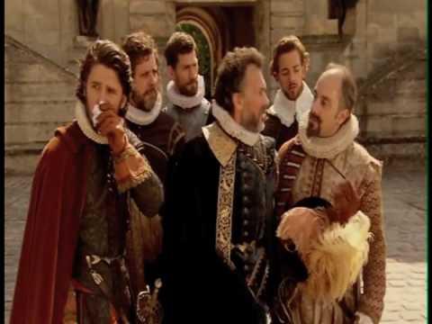 """Vidéo Marc SAEZ dans """"L'ASSASSINAT D'HENRY IV"""" de Jacques MALATERRE"""