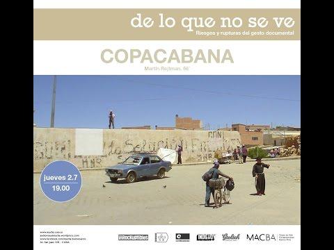 de ¨Copacabana¨, de Martín Rejtman
