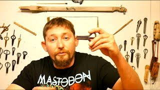 How to play the jaw harp.  A beginners tutorial.