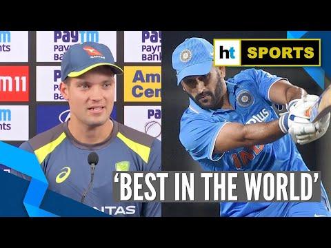 India Vs Australia | 'Aspire To Finish Games Like MS Dhoni': Alex Carey