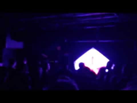 """Com Truise """"Open"""" Live at 7th St Entry Minneapolis, MN 2014"""