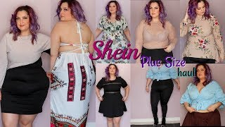 Shein Plus Size Try On Haul | Scamming Brand?