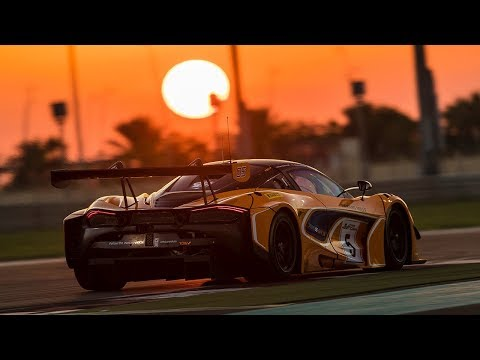 McLaren 720S GT3: global track weapon