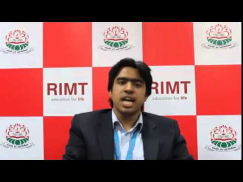 Peeyush Sharma RIMT Batch 2009 13  Digital Forensics Analyst Trainee at Data64 Cyber Solutions