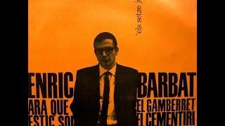 Enric Barbat - Canta Les Seves Cançons - EP 1964