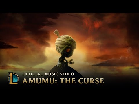 The Curse of the Sad Mummy  Amumu Music Video  League of Legends