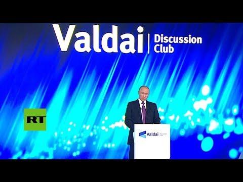 Download Youtube: Putin habla de la crisis política en Cataluña