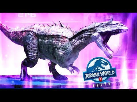 Download Youtube: Our First HYBRID! MOUNT SIBO ERUPTS! | Jurassic World: Alive