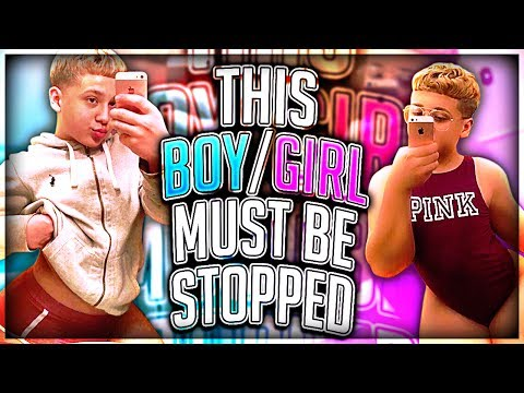 Thumbnail: This Girl / Boy ? Must Be Stopped !!!