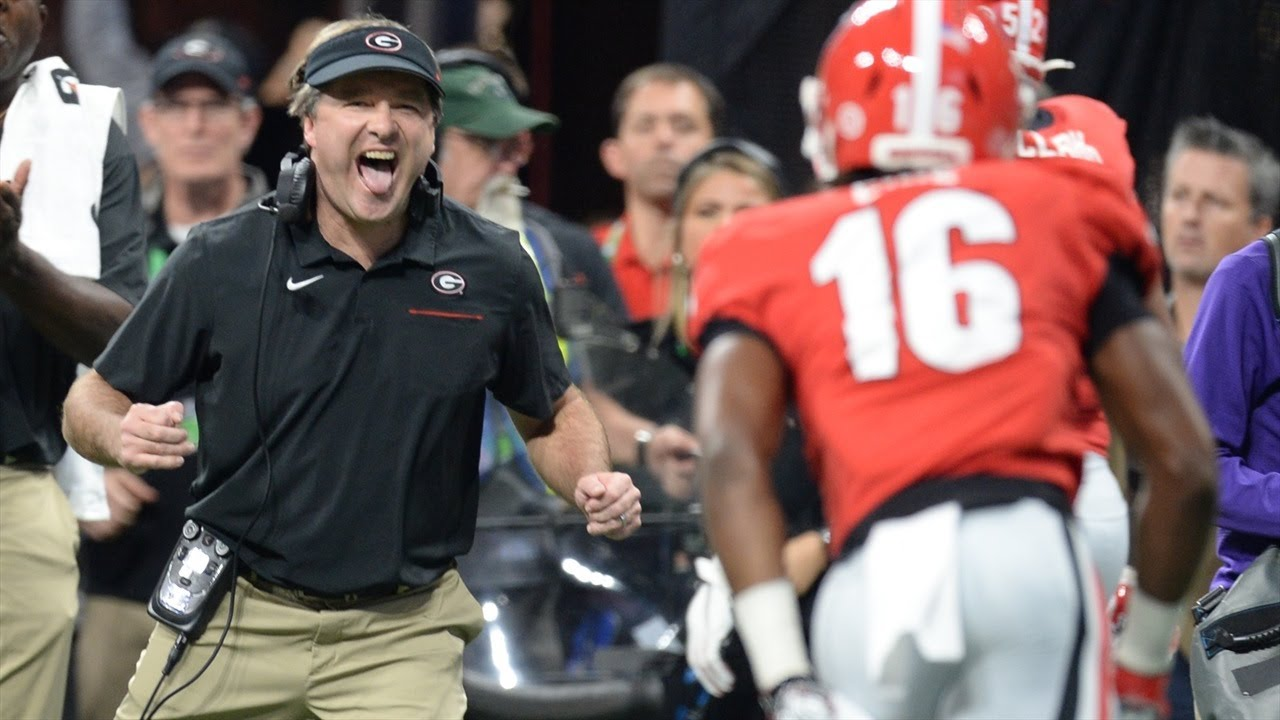 What Would an All-SEC Schedule Look Like for UGA in 2020?