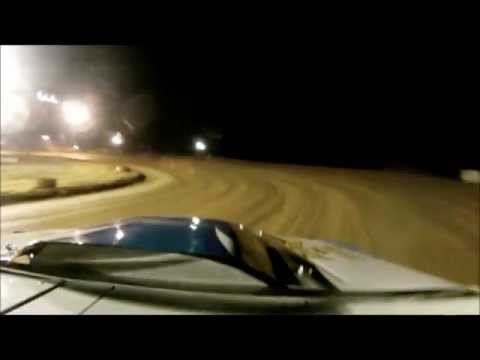 Josh Tomlin Malden Speedway Heat June 1, 2012.wmv