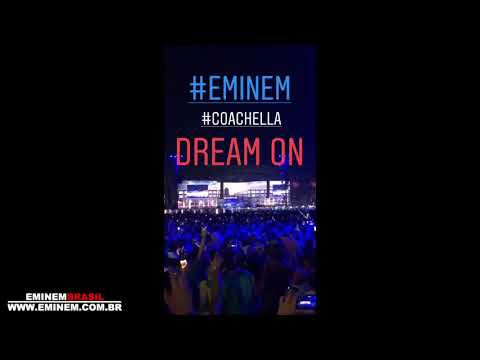 Eminem - Live at Coachella Valley Music and Arts Festival 2018