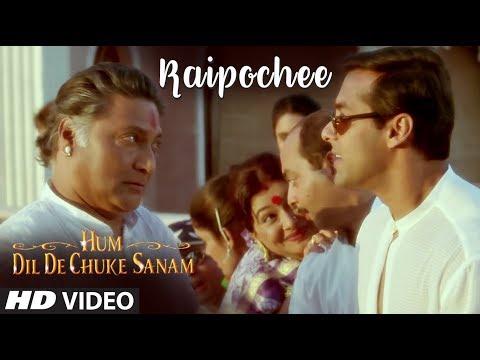 Kaipochee Full Song | Hum Dil De Chuke Sanam | Salman Khan, Aishwarya Rai