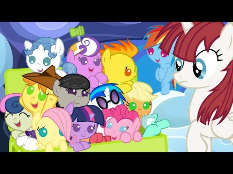 Part 2 of the Ultimate MLP Baby and Cute Compilation