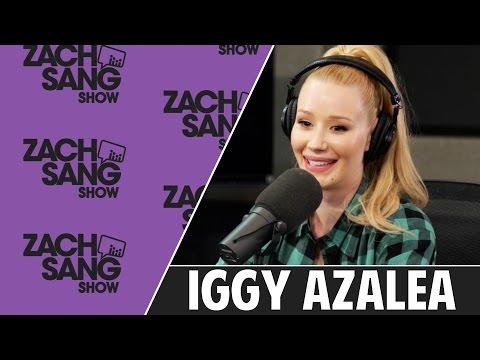 Iggy Azalea Interview | Zach Sang Show