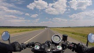 Rublyovka Ride. Ducati Scrambler Cafe Racer.