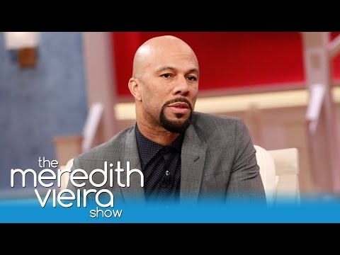 Common Opens Up About Breakup With Serena Williams | The Meredith Vieira Show