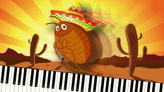Spanish Flea (Herb Alpert & the Tijuana Brass) - Piano Tutorial