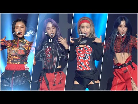 [ENG] Why MAMAMOO wore a headset microphone in the first time.