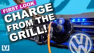 NEW VW T6 Grill Charging | VisionTech Automotive