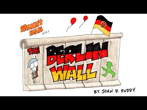Berlin Wall in 6 Minutes