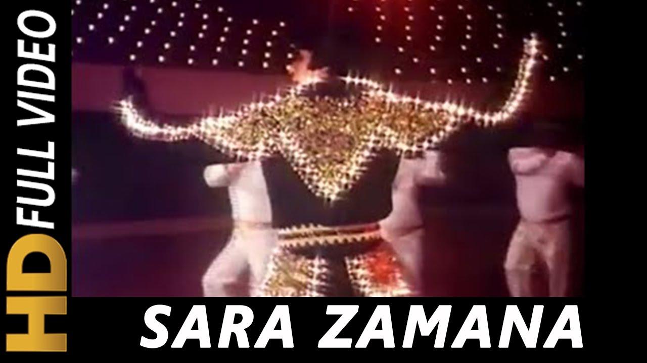 Sara Zamana Haseeno Ka Deewana Kishore Kumar Yaarana 1981 Songs