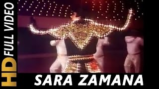 Download Sara Zamana Haseeno Ka Deewana | Kishore Kumar | Yaarana 1981 Songs | Amitabh Bachchan MP3 song and Music Video