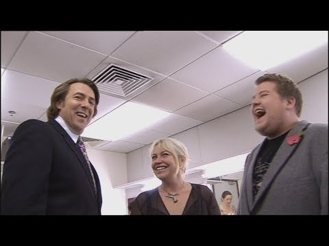 Behind the Scenes - James Cordon & Ruth Jones on the Jonathan Ross Show