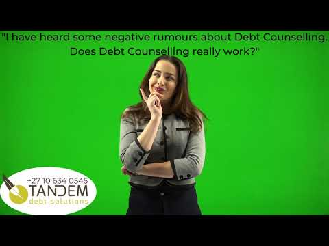 Does Debt Counselling really work?
