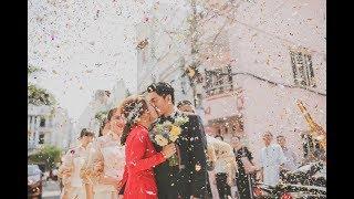 Phóng sự cưới | Nhật & Uyên | Capella Gallery Hall