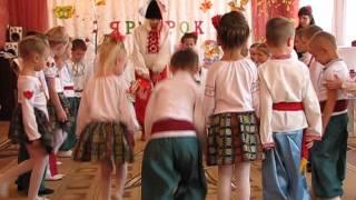 1 ДНЗ№3 Народна гра Бубон , інсценівка пісні Грицю