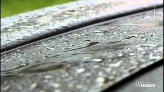 ps s1 ep6 the sounds of rain and thunder relaxation to sleep video no music hd