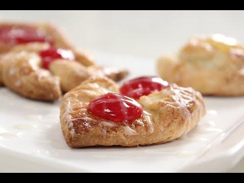 Danish Pastry | Sanjeev Kapoor Khazana