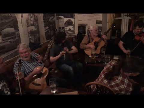 Durham ~ Monday night Pub music circle