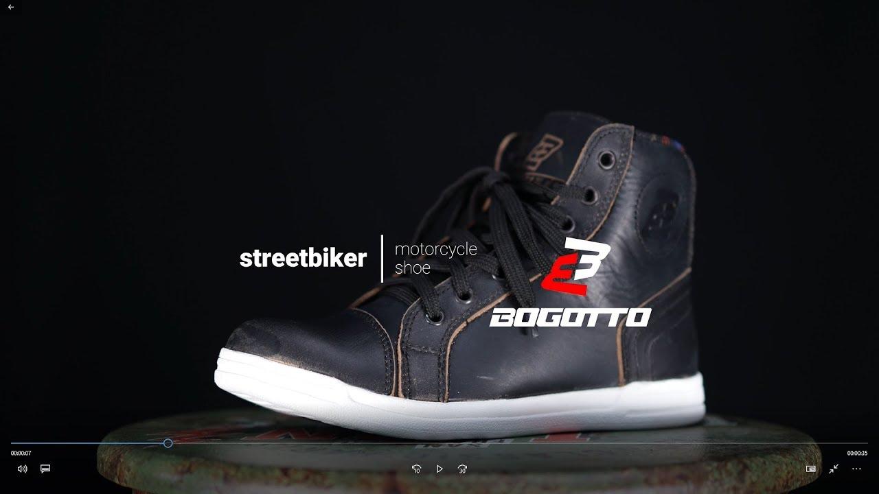 Scarpe da moto Bogotto Streetbiker