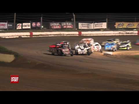 Jacksonville Speedway - SPEED SPORT Magazine Episode 2 Part 5 - MAVTV - Racing