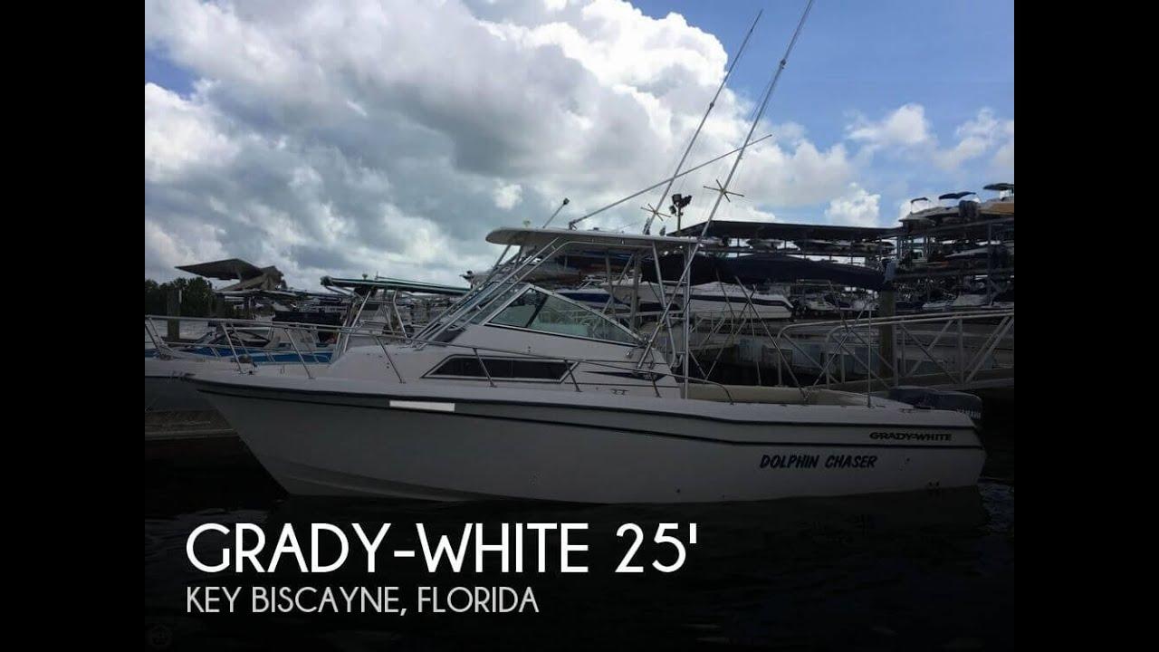 [SOLD] Used 1994 Grady-White 25 Sailfish Sport Bridge in Key Biscayne,  Florida