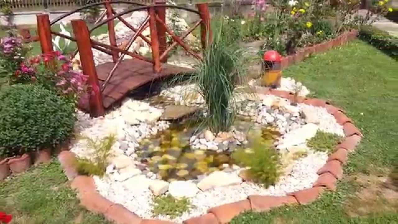 Dvorisna fontana Zivkovic - Cacak (Uradi sam) - YouTube