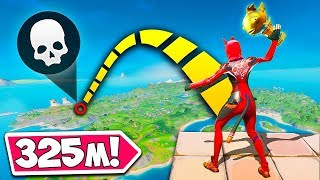 *WORLD RECORD* 325M MYTHIC FISH KILL!! - Fortnite Funny Fails and WTF Moments! #932