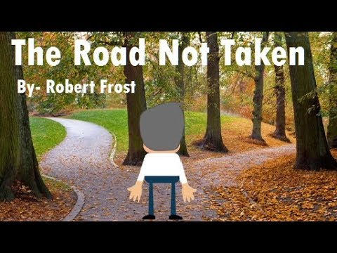 literary analysis essay on the road not taken