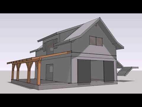 Open Plan Kit Houses Uk