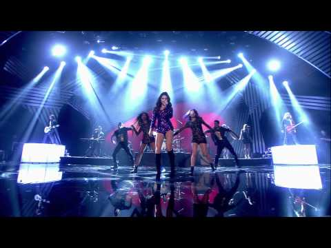 Hit The Lights  MTV EMA 2011