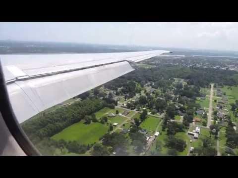 Delta Airlines MD-90 - Flight # 1462, ATL-MSY
