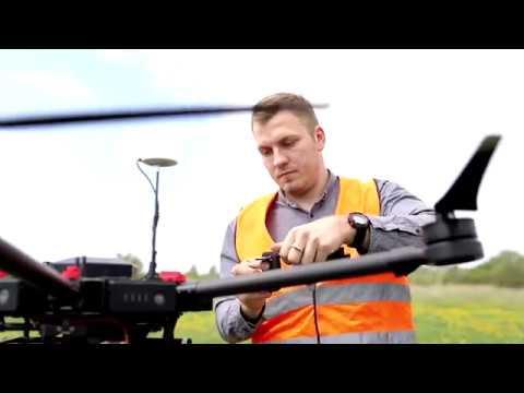 Dronu satiksmes regulētājs
