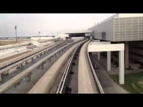 GHW Bush Airport Monorail